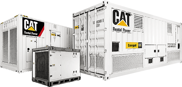 Whatever your power generation rental needs, we can supply