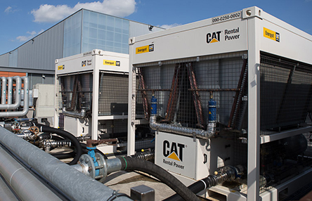 Combine with air handlers and fan coils for optimum cooling