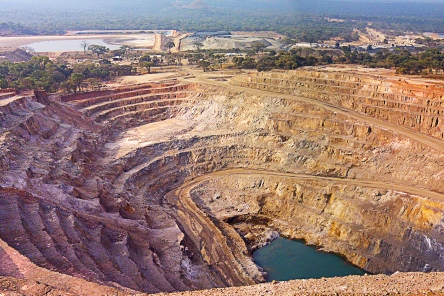 The Kipoi Copper Mining Project
