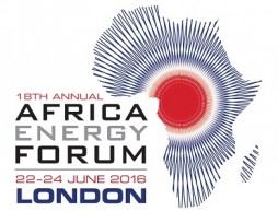 AEF Africa Energy Forum 2016 Energyst CAT Rental Power