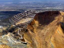 copper production bingham canyon mine rio tinto usa