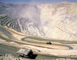 mining industry chile argentina peru power plant energyst cat caterpillar