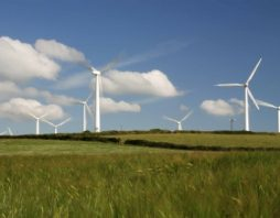onshore wind windfarm scotland esb reg power greenburn knockodhar renewable energy