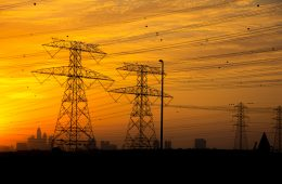 National power grid